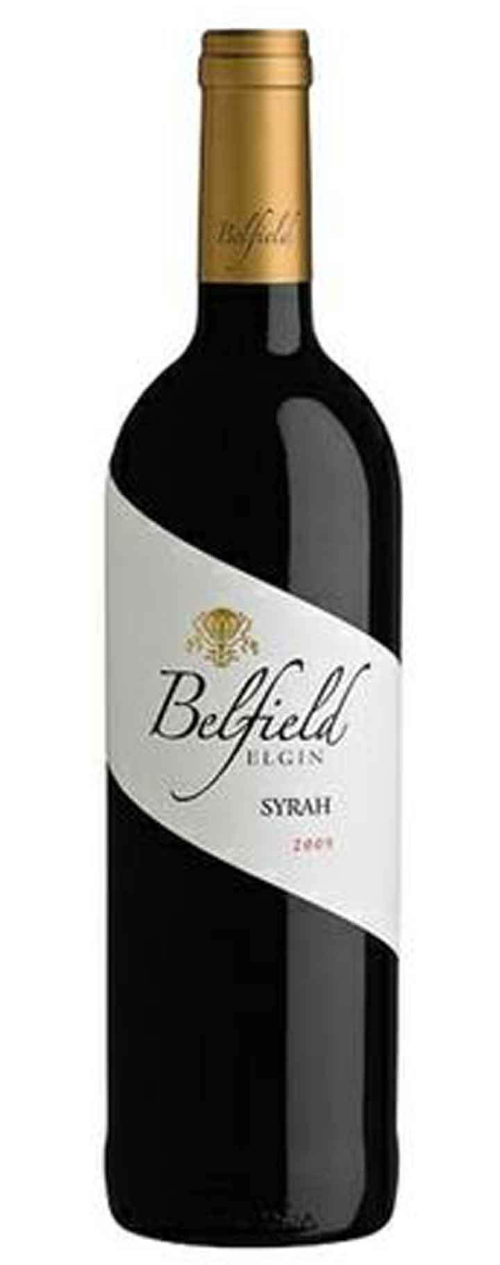 Belfield Syrah